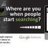 Where are you when people start searching?
